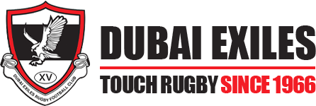 Dubai Exiles Touch Rugby